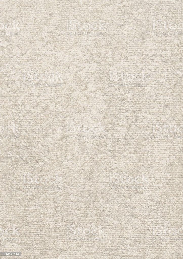 High Resolution Artist's Primed Jute Canvas Coarse Mottled Grunge Texture royalty-free stock photo