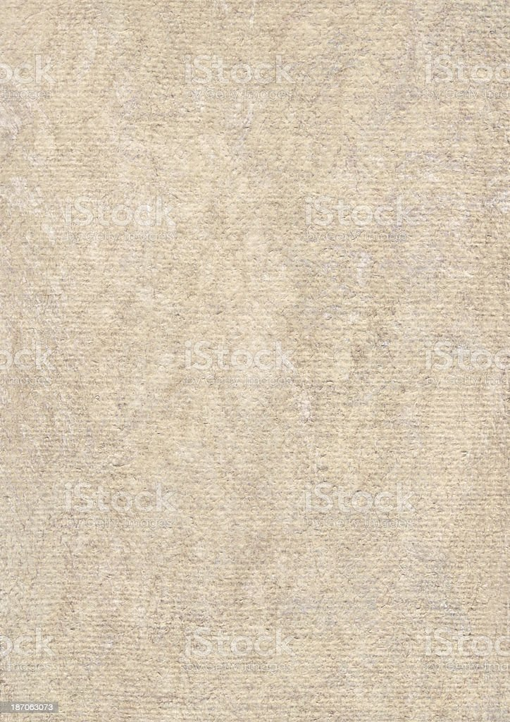 High Resolution Artist's Rough Cast Jute Canvas Grunge Textur royalty-free stock photo