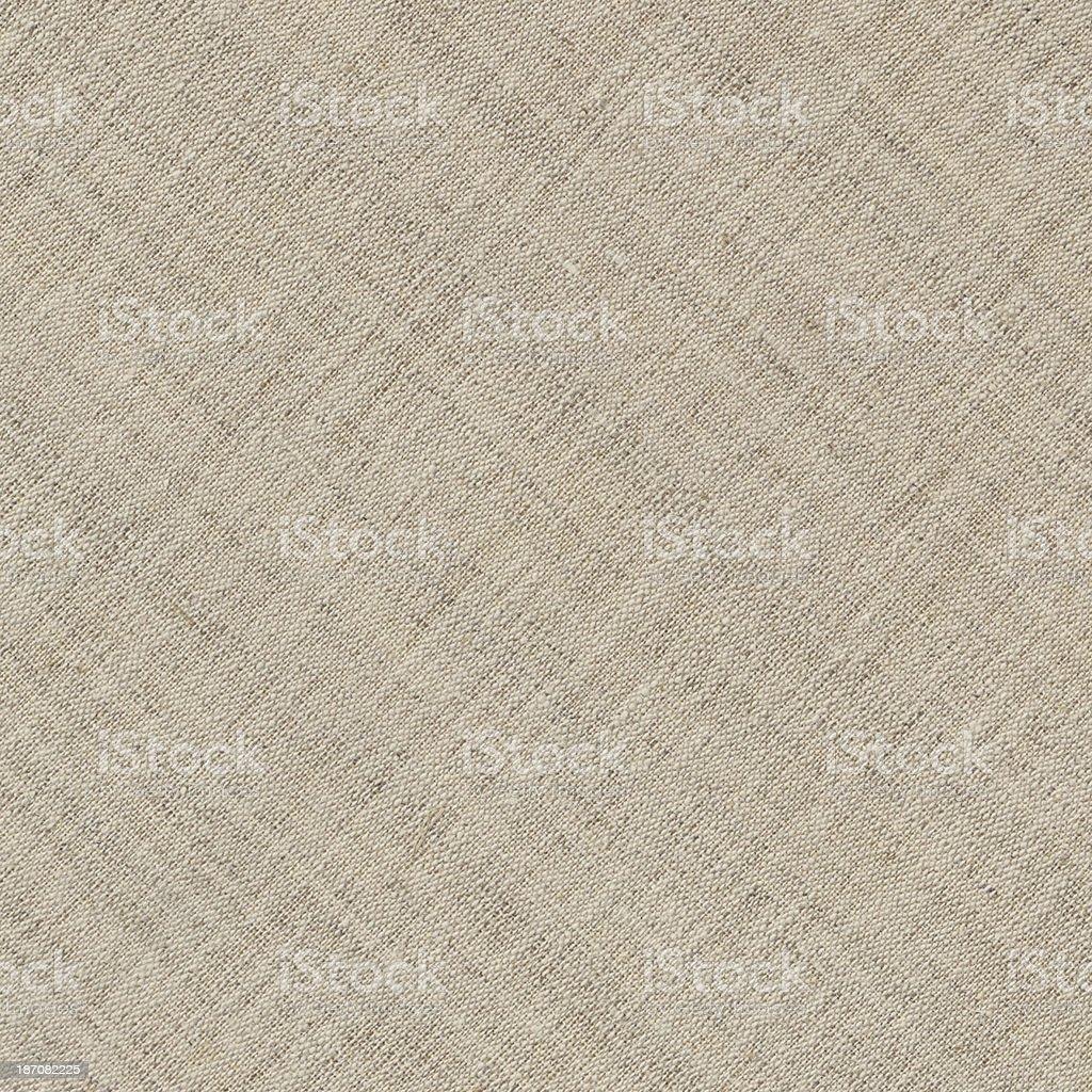 High Resolution Artist's Unprimed Linen Canvas Texture stock photo