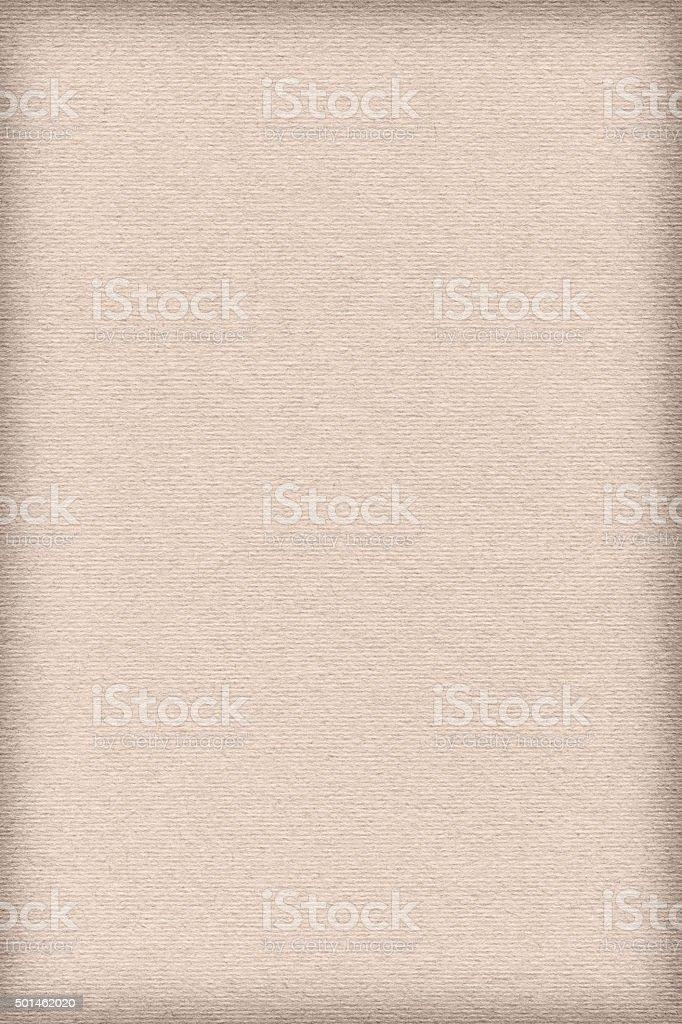 High Resolution Beige Pastel Paper Striped Vignette Grunge Texture stock photo