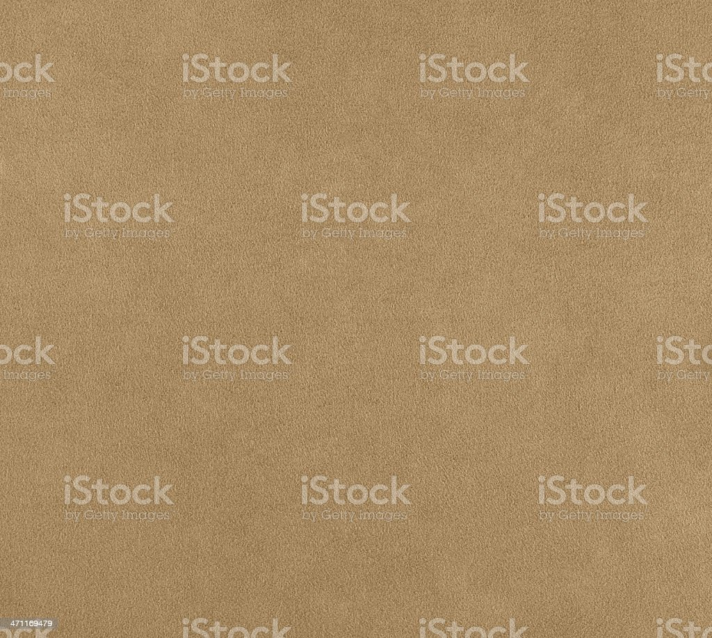 High Resolution Beige Suede Texture stock photo