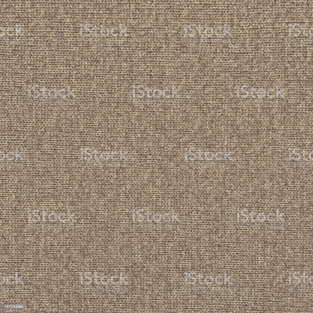 High Resolution Beige Woolen Woven Fabric Texture Sample stock photo