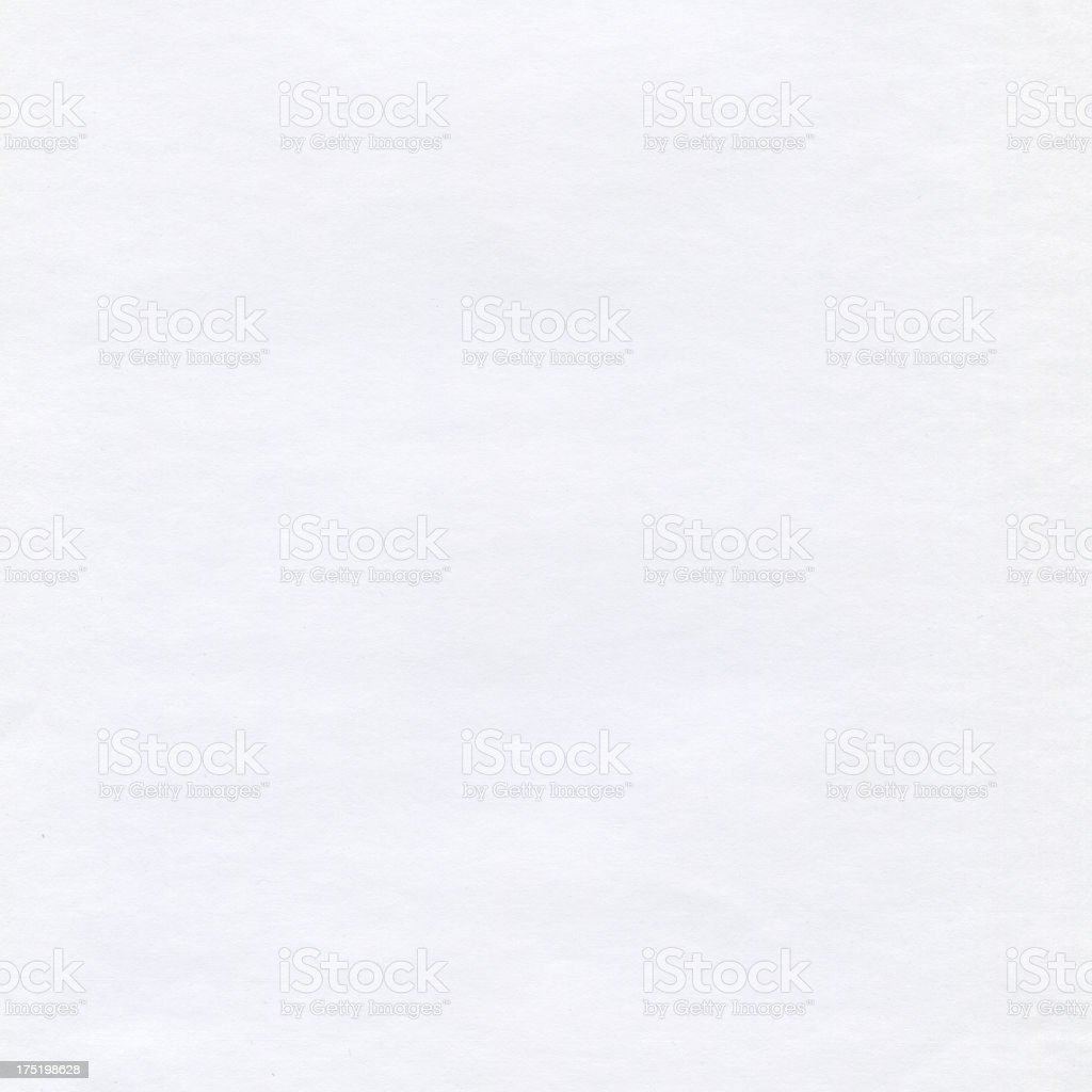 High resolution blank paper stock photo