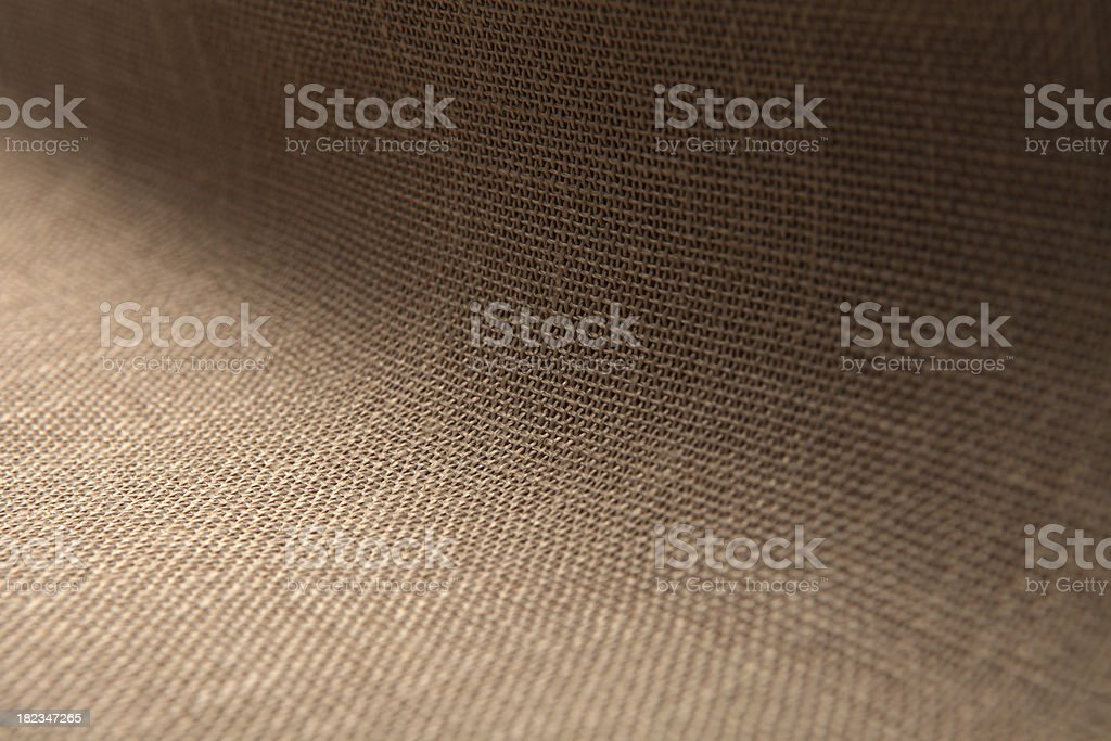 High resolution brown linen pattern Size XXXL royalty-free stock photo