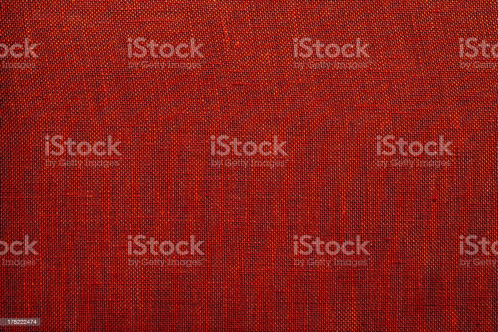 Textile texture. High resolution natural thatched textile.