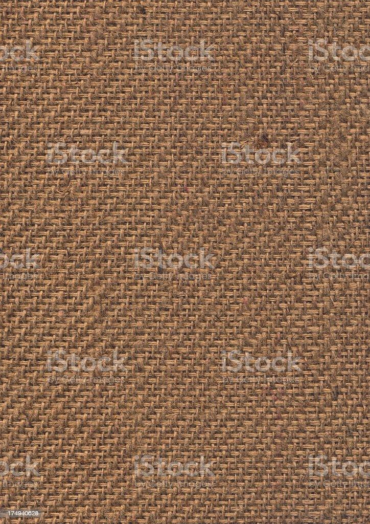 High Resolution Burlap Canvas Coarse Grunge Texture stock photo