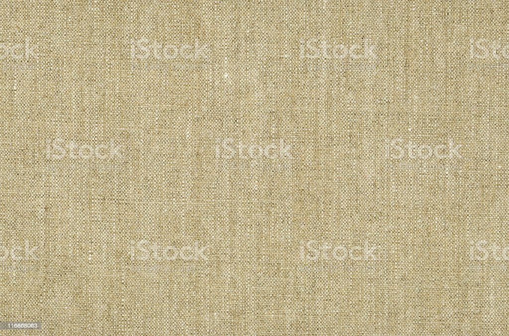 High resolution canvas fabric scan royalty-free stock photo