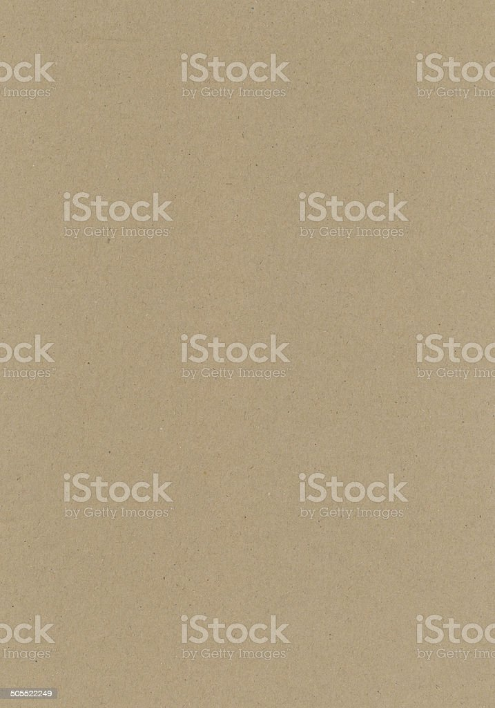 High Resolution Cardboard stock photo
