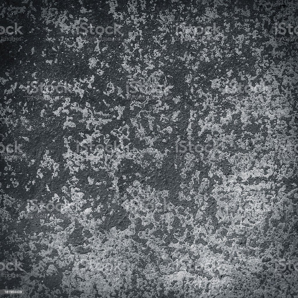 High resolution distressed iron surface royalty-free stock photo