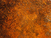 High Resolution Distressed Rusty Metal