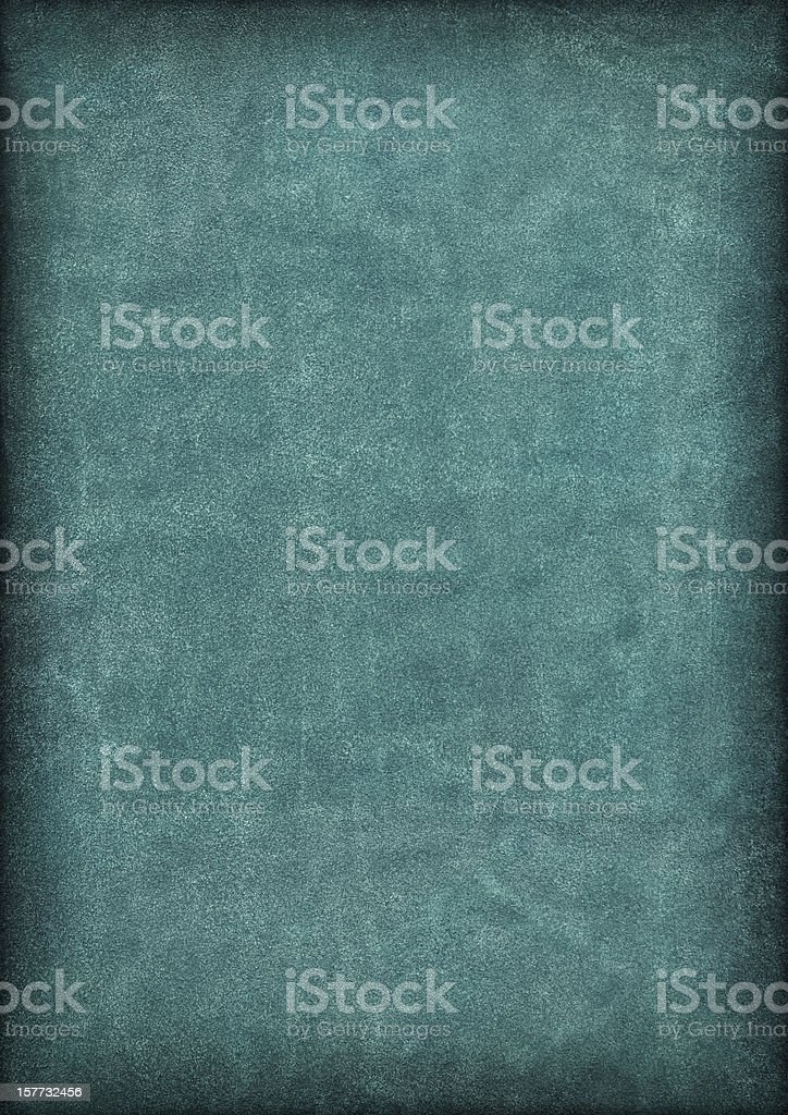 High Resolution Emerald Green Pig Leather Suede Vignette Grunge Texture stock photo