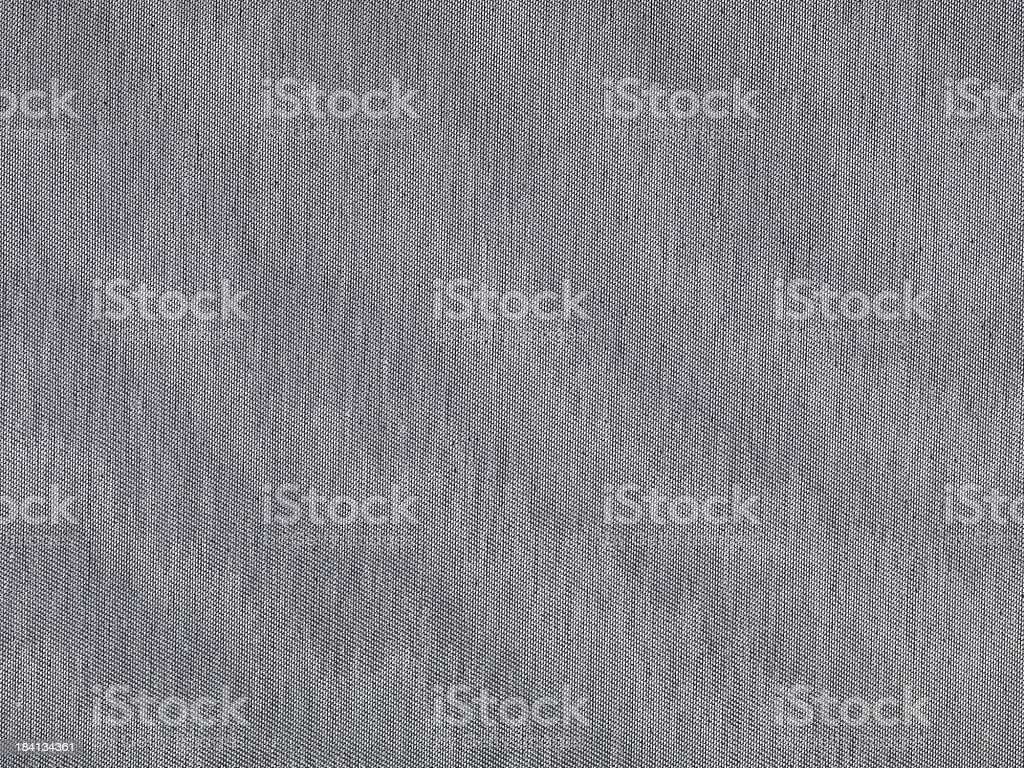High resolution gray  fabric royalty-free stock photo