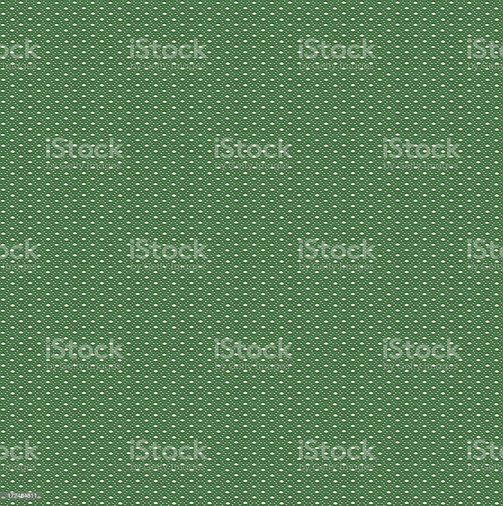 High Resolution Green Geometric Textile royalty-free stock photo