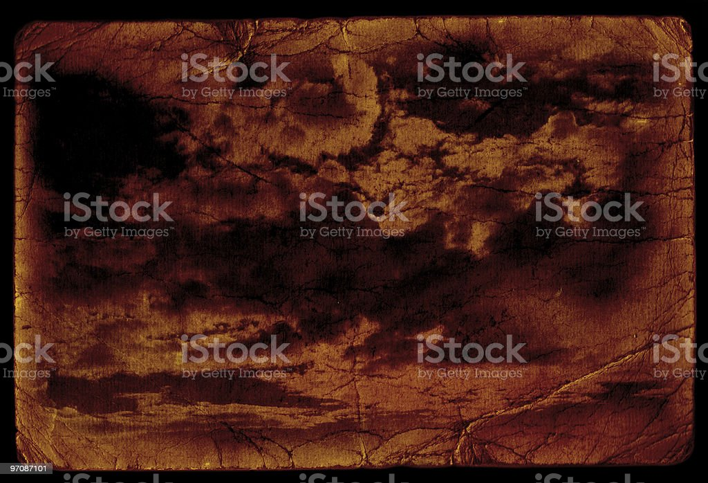High resolution grungy clouds design. Please visit my gallery fo royalty-free stock photo
