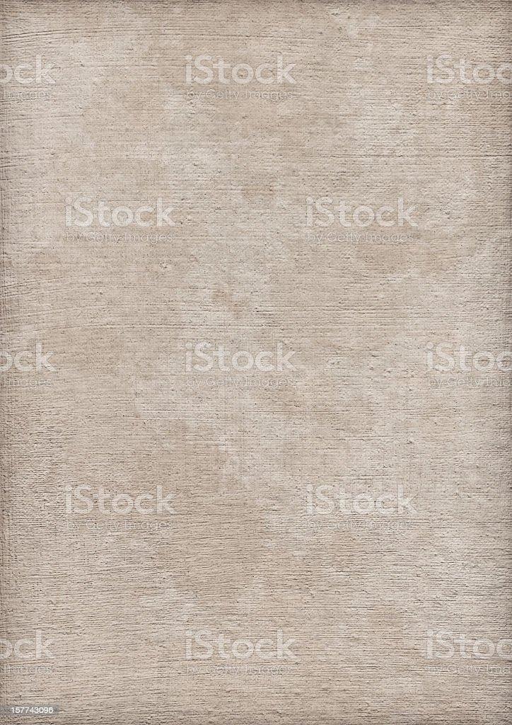 High Resolution Jute Coarse Primed Canvas Mottled Vignette Grunge Texture stock photo