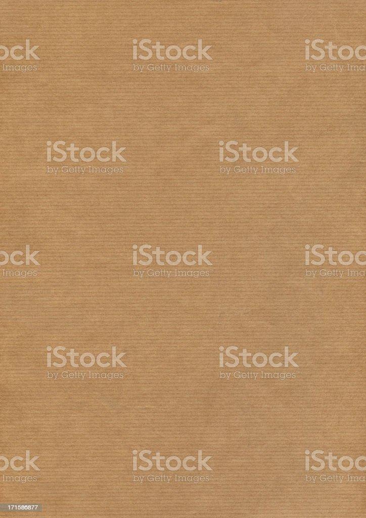High Resolution Kraft Brown Paper Texture stock photo