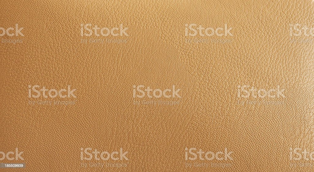 High resolution leather beige background royalty-free stock photo