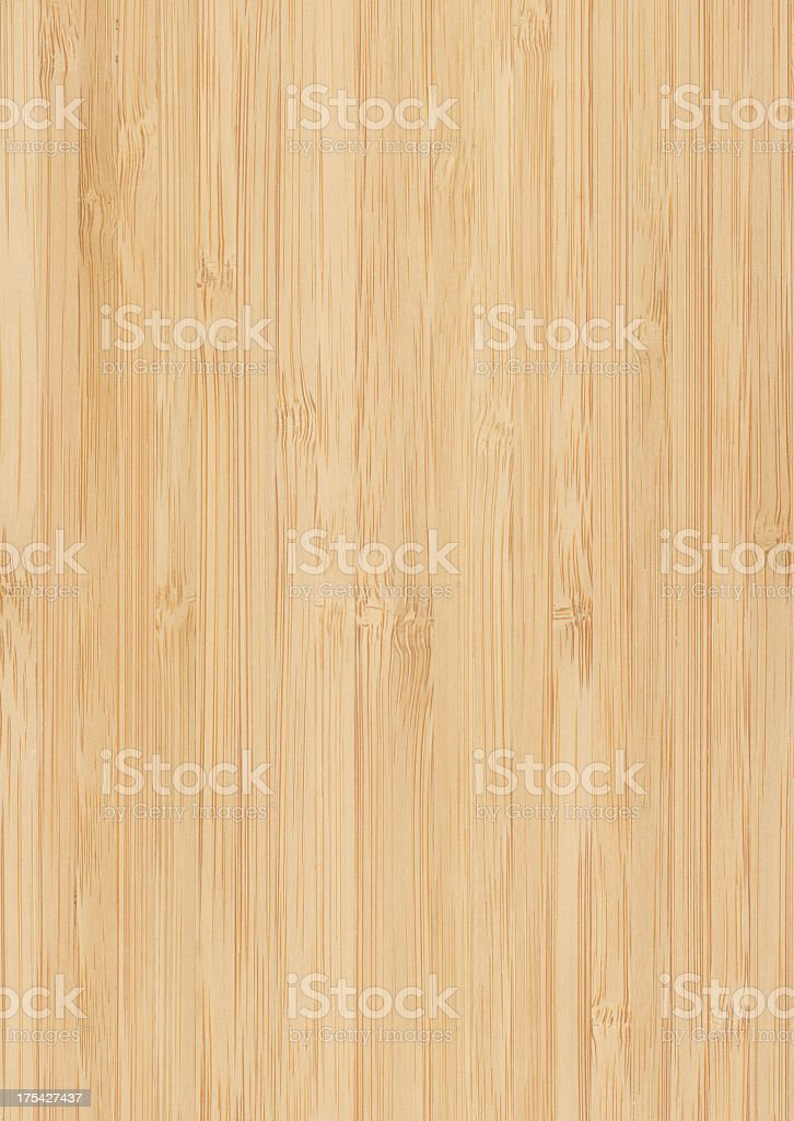 High resolution light-colored bamboo background royalty-free stock photo