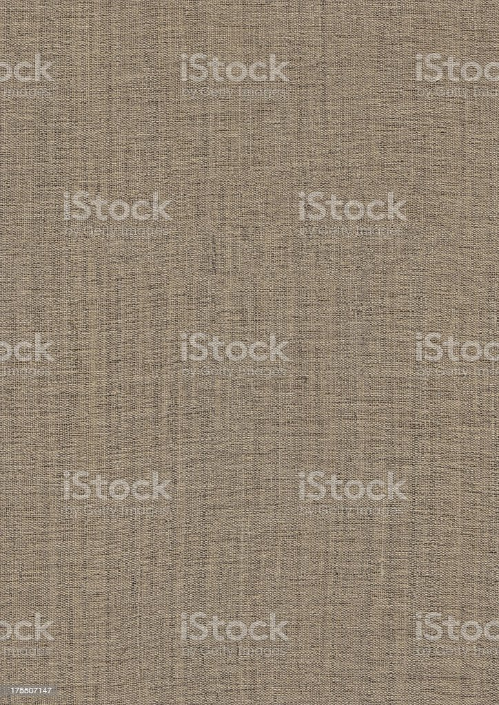 High Resolution Linen Canvas Coarse Grunge Texture stock photo