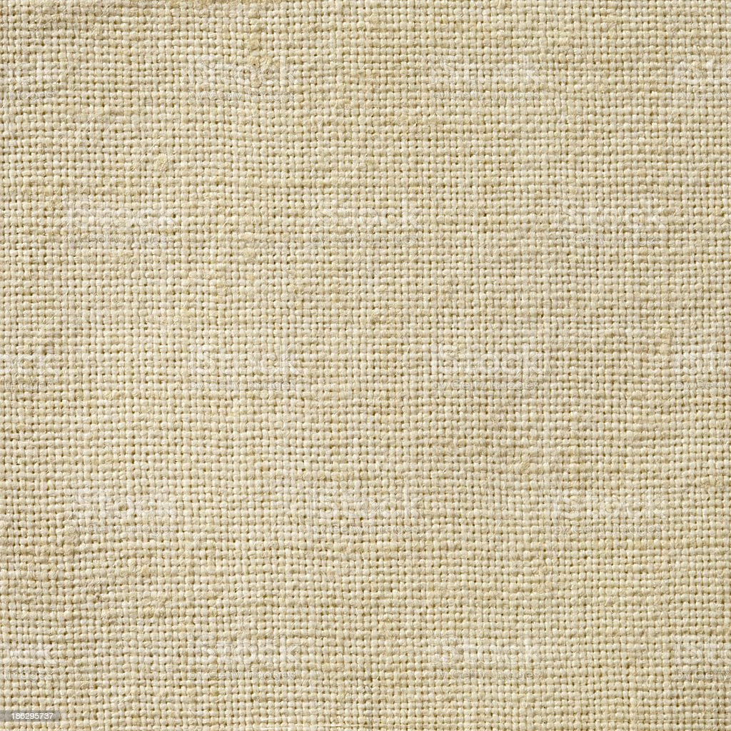 High resolution linen canvas texture background stock photo