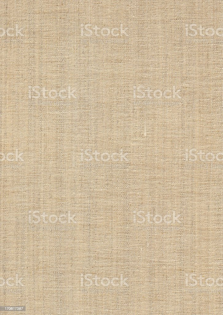 High Resolution Linen Canvas Texture royalty-free stock photo