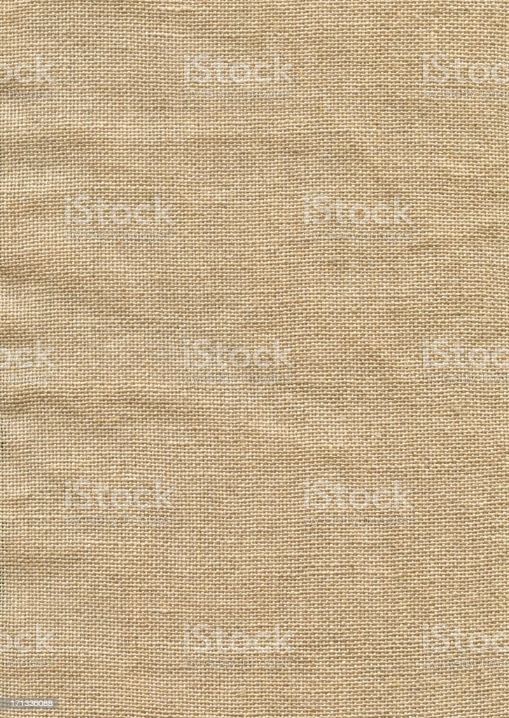High resolution linen Canvas Texture stock photo