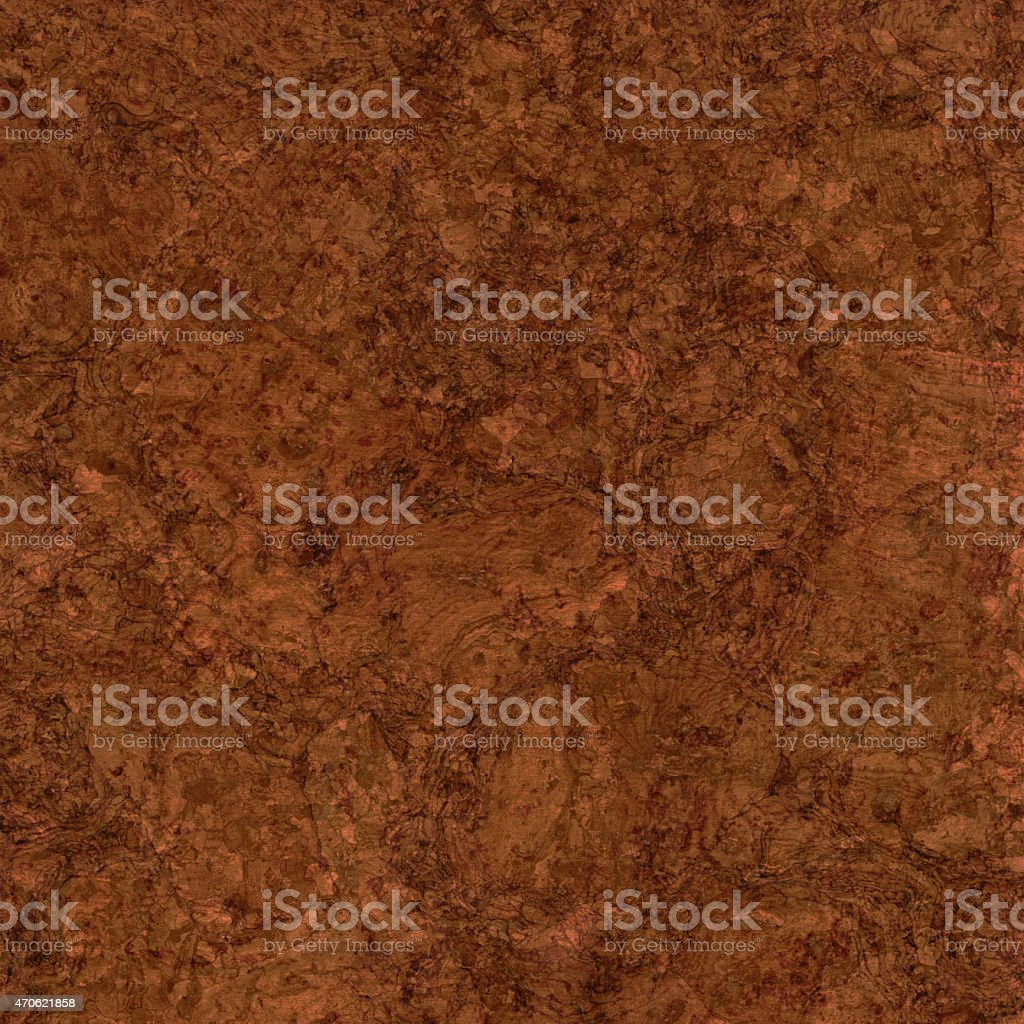 High Resolution Maroon Cork Tile Vignette Grunge Texture stock photo