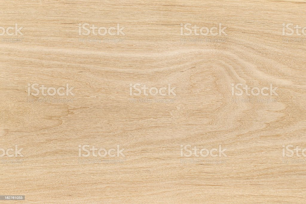 High resolution natural wood grain texture. royalty-free stock photo