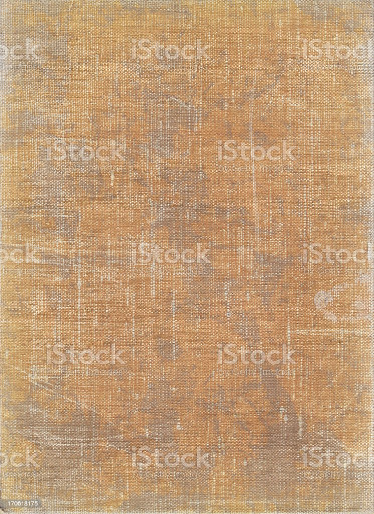 High Resolution Old Grunge Linen Canvas Texture Sample stock photo