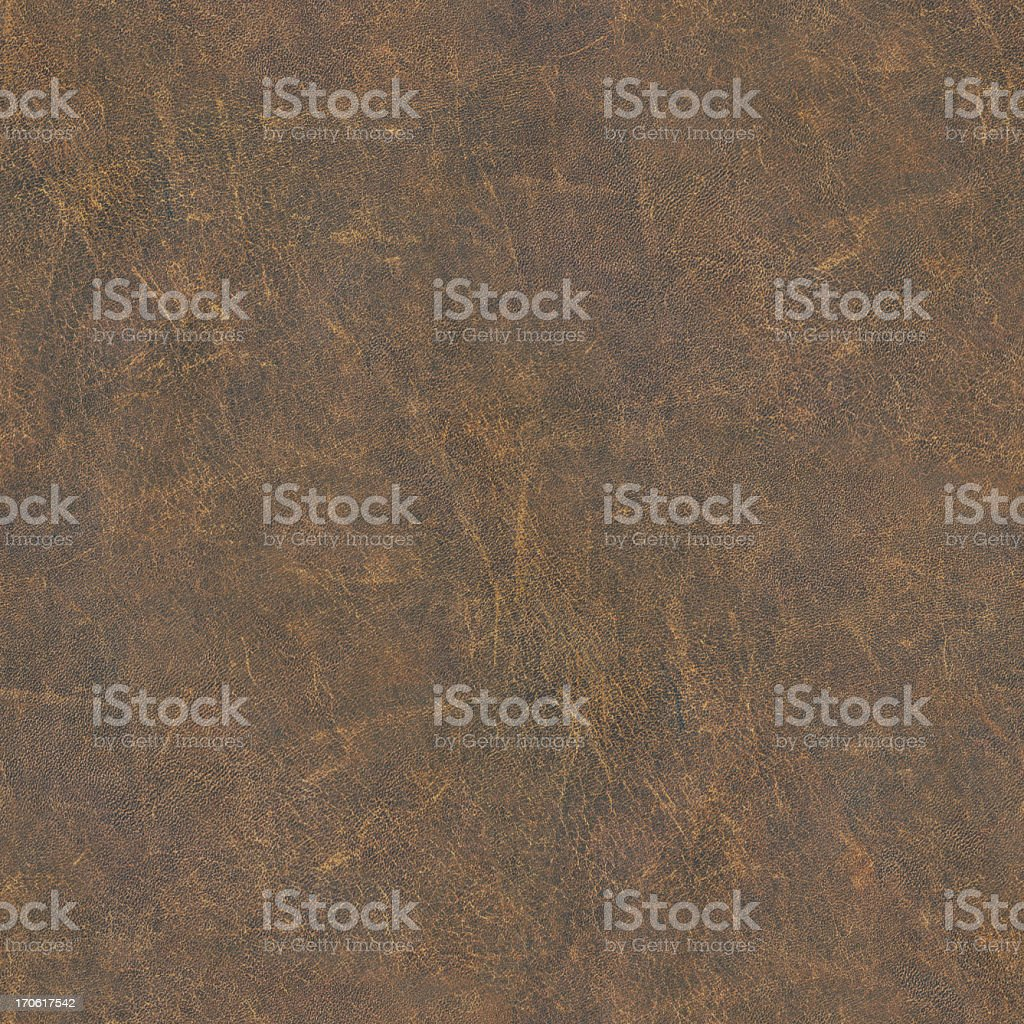 High Resolution Old Grunge Veal Hide Seamless Texture royalty-free stock photo