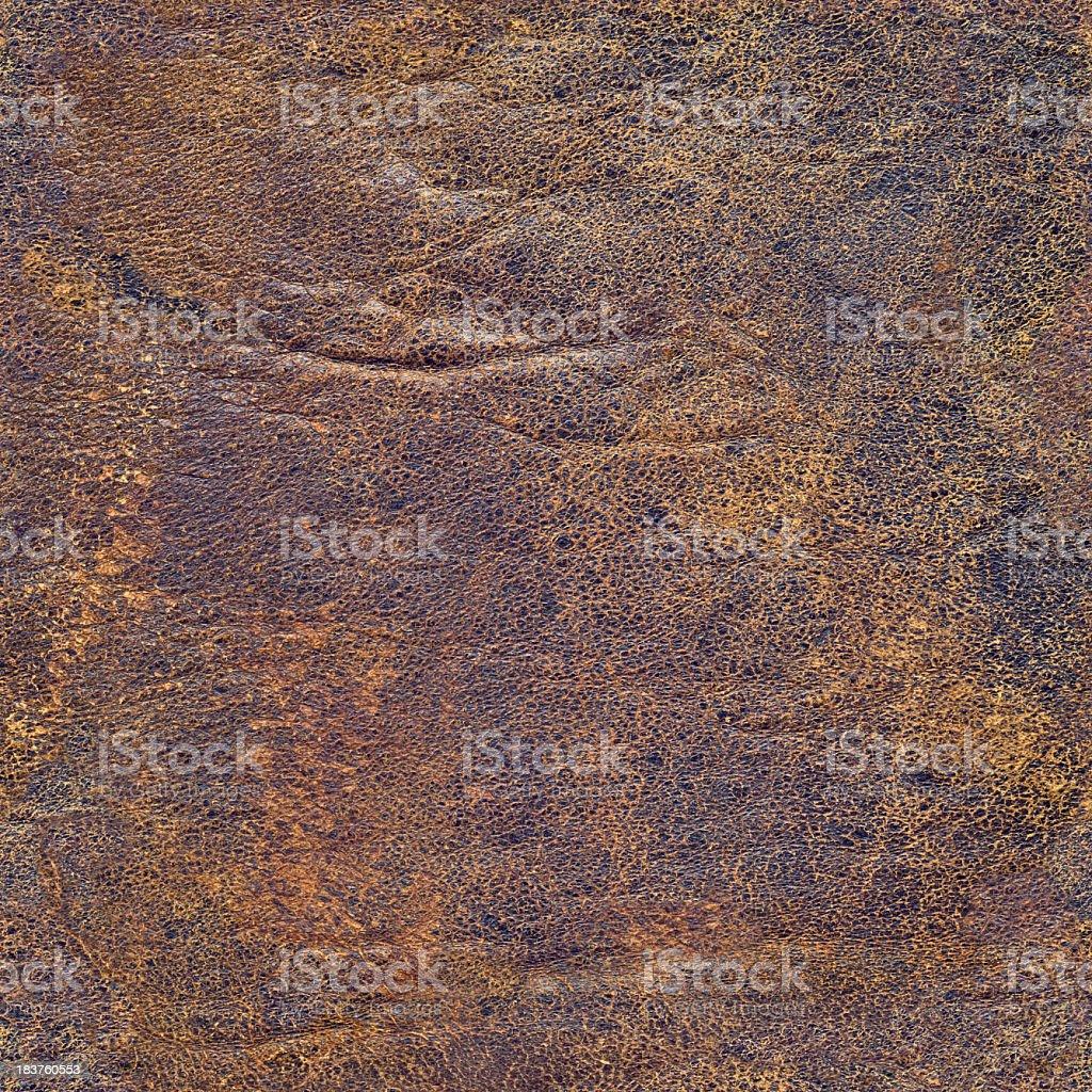 High Resolution Old Sheepskin Seamless Grunge Texture royalty-free stock photo
