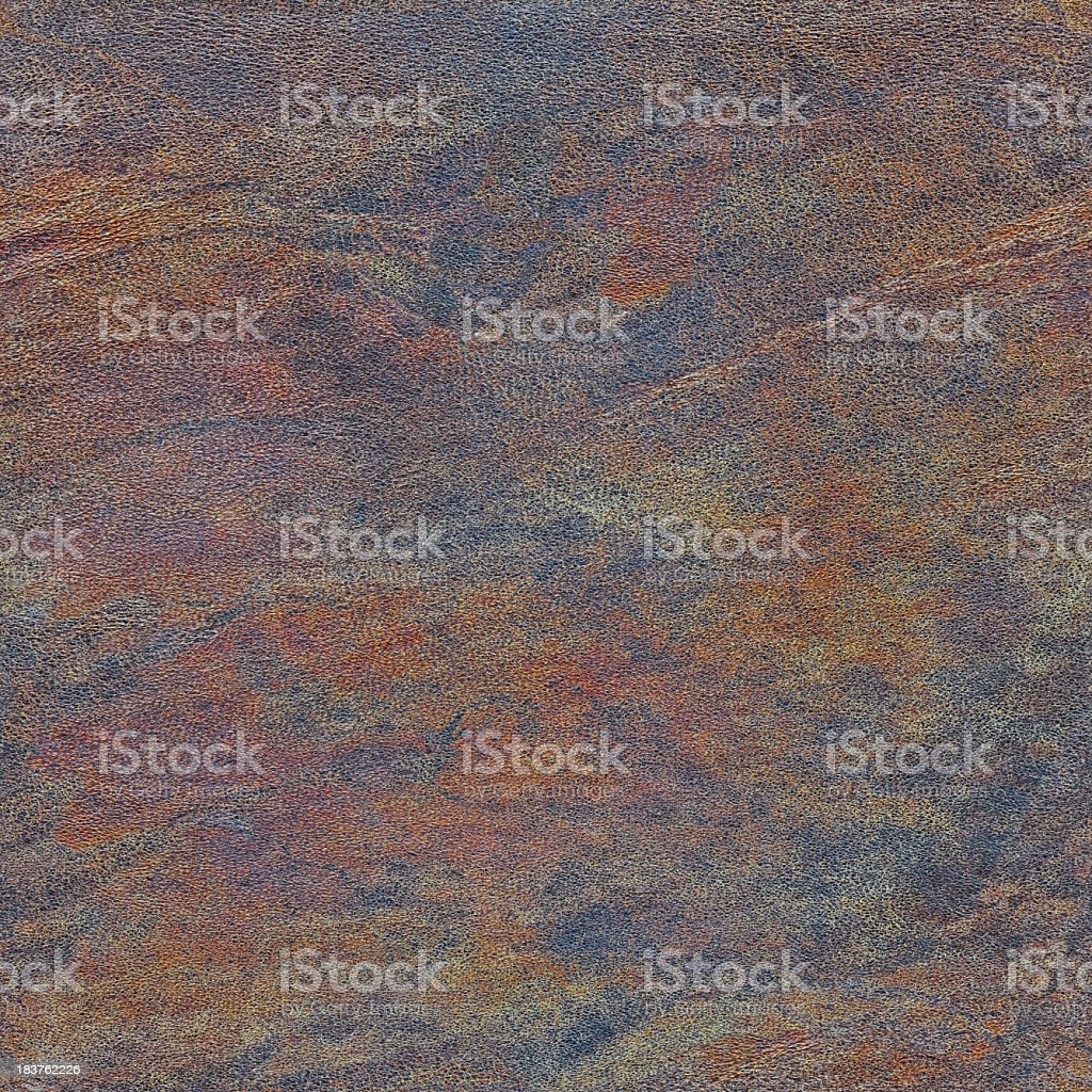 High Resolution Old Sheepskin Seamless Grunge Texture royalty-free stock photo