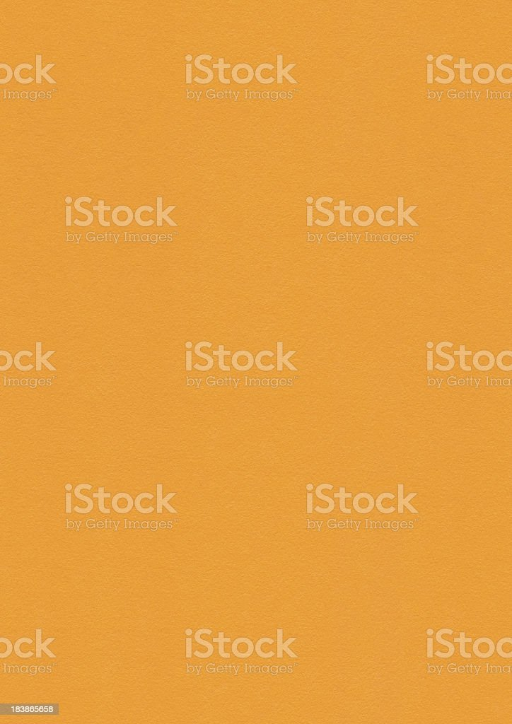 High Resolution Orange Pastel Paper Coarse Grain Seamless Texture Tile stock photo