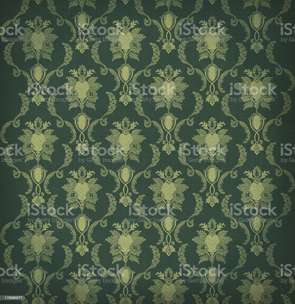 High Resolution Patterned Wallpaper stock photo