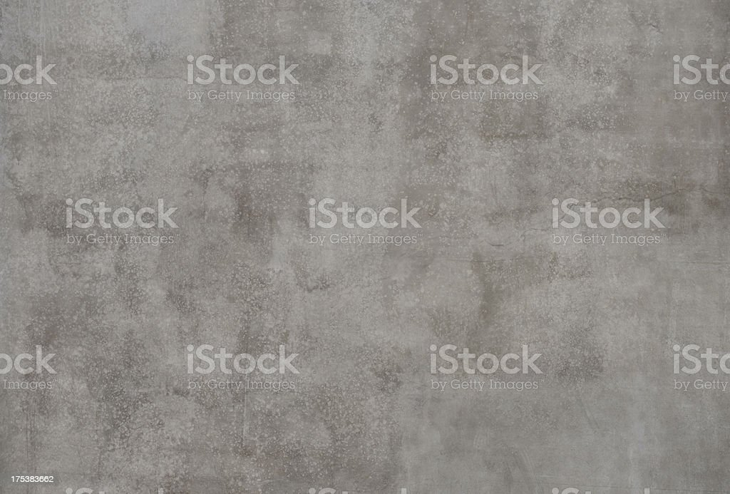 High resolution photograph of a concrete wall stock photo