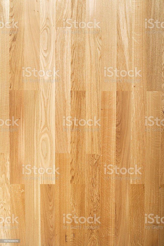 High resolution Pine parquet panel stock photo