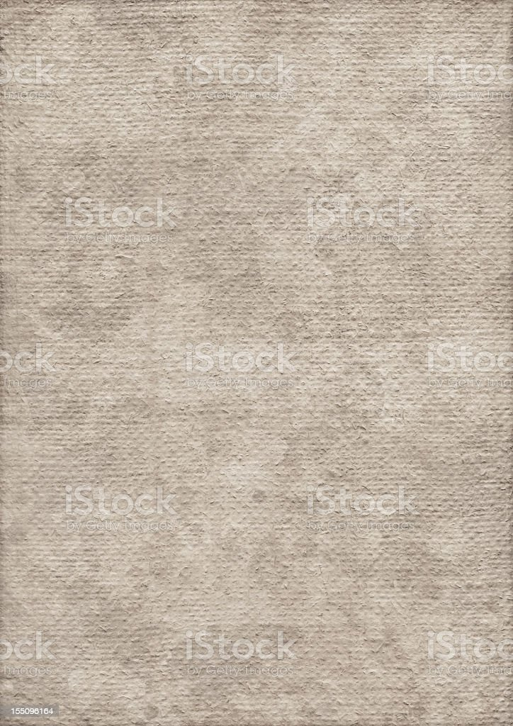High Resolution Primed Coarse Artist Burlap Canvas Mottled Grunge Texture stock photo