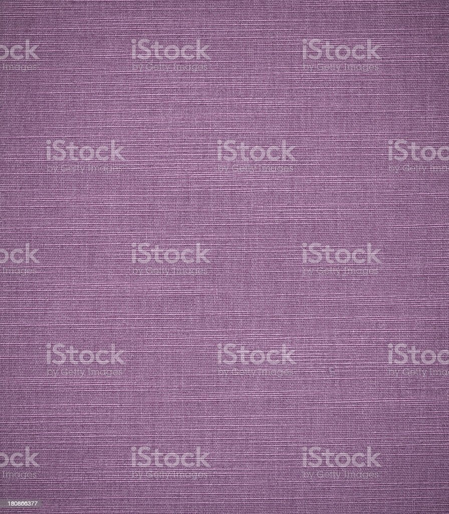 High resolution purple woven fabric royalty-free stock photo
