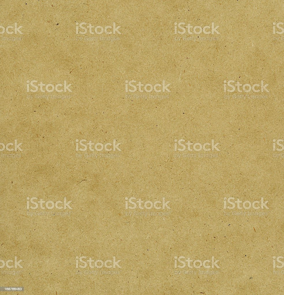 High Resolution Recycled Fiberboard royalty-free stock photo