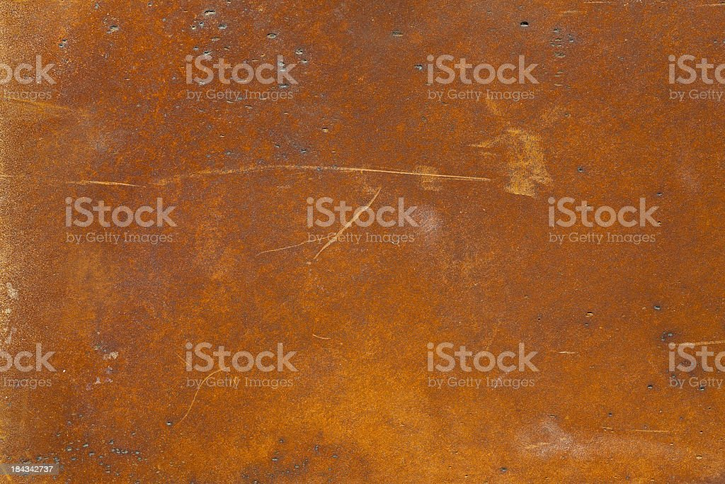 high resolution rusty metal surface stock photo
