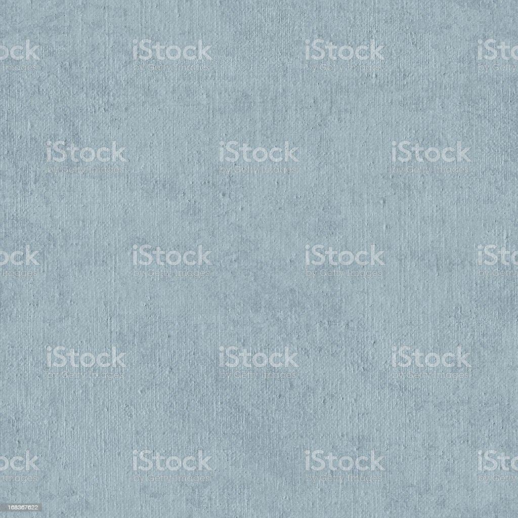 High Resolution Seamless Artist's Primed Linen Canvas Powder Blue Texture stock photo