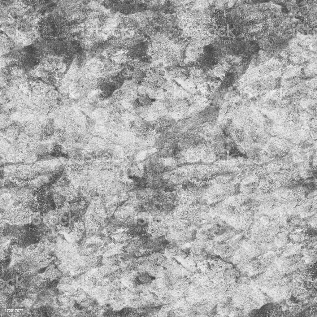 High Resolution Seamless Black And White Grunge Texture royalty-free stock photo