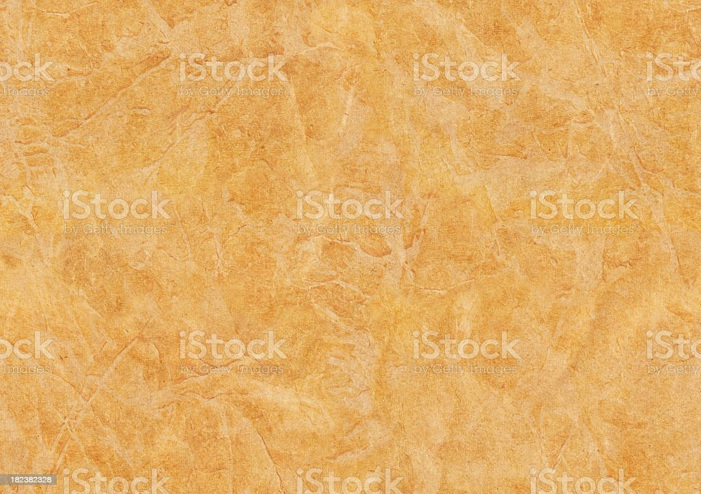 High Resolution Seamless Parchment (Vellum) Grunge Texture stock photo