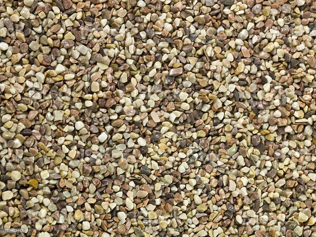 High Resolution small stones background royalty-free stock photo