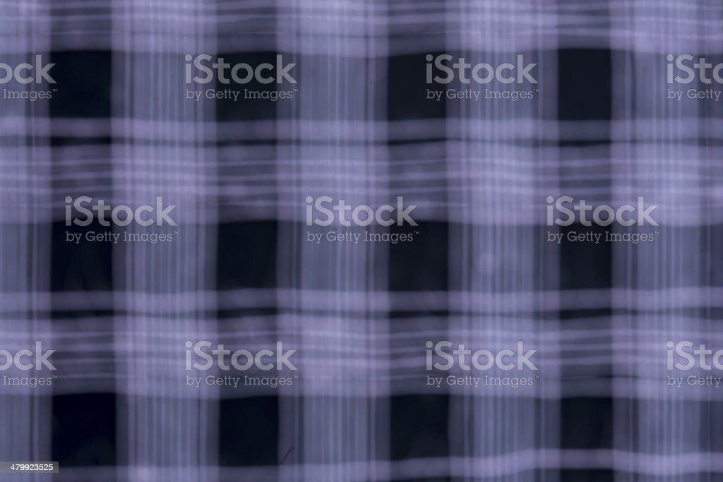 High resolution Tartan Black, White Background royalty-free stock photo