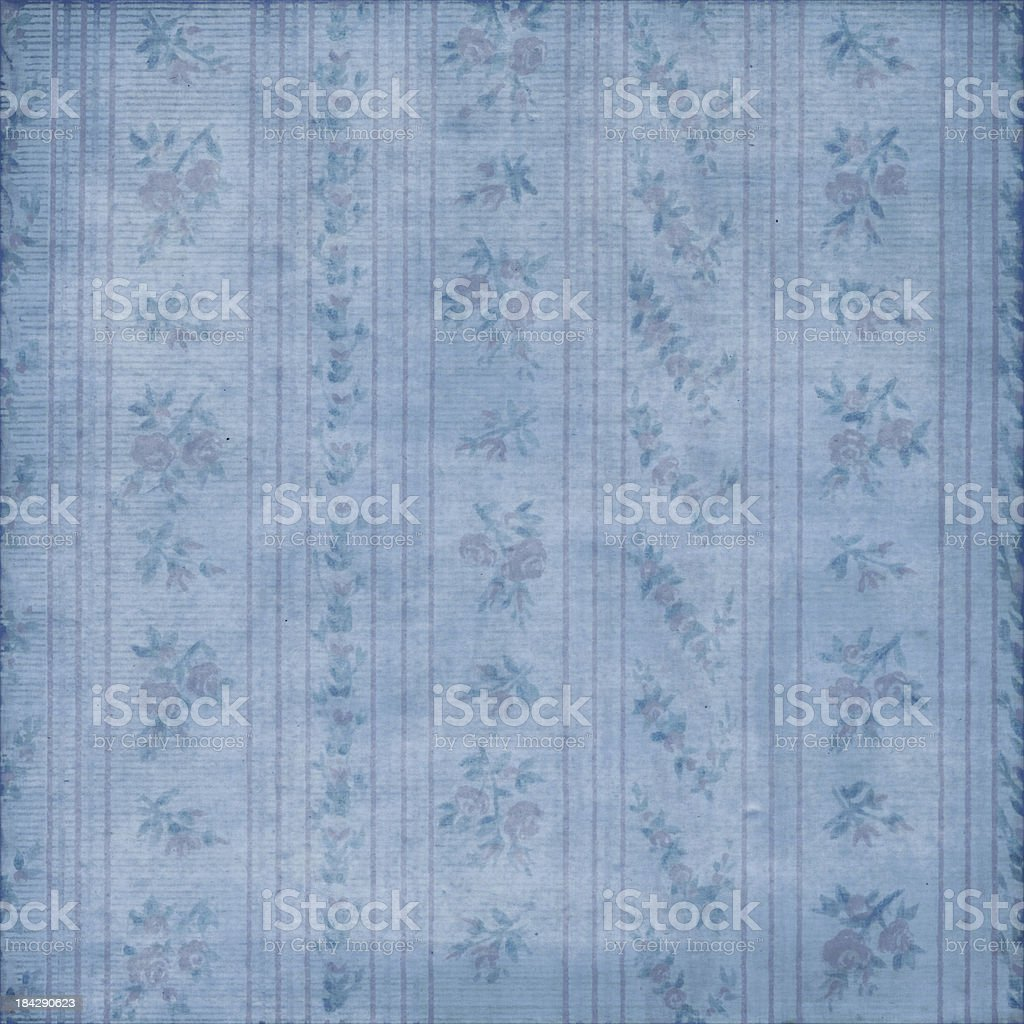 High Resolution Vintage Faded Blue Wallpaper royalty-free stock photo