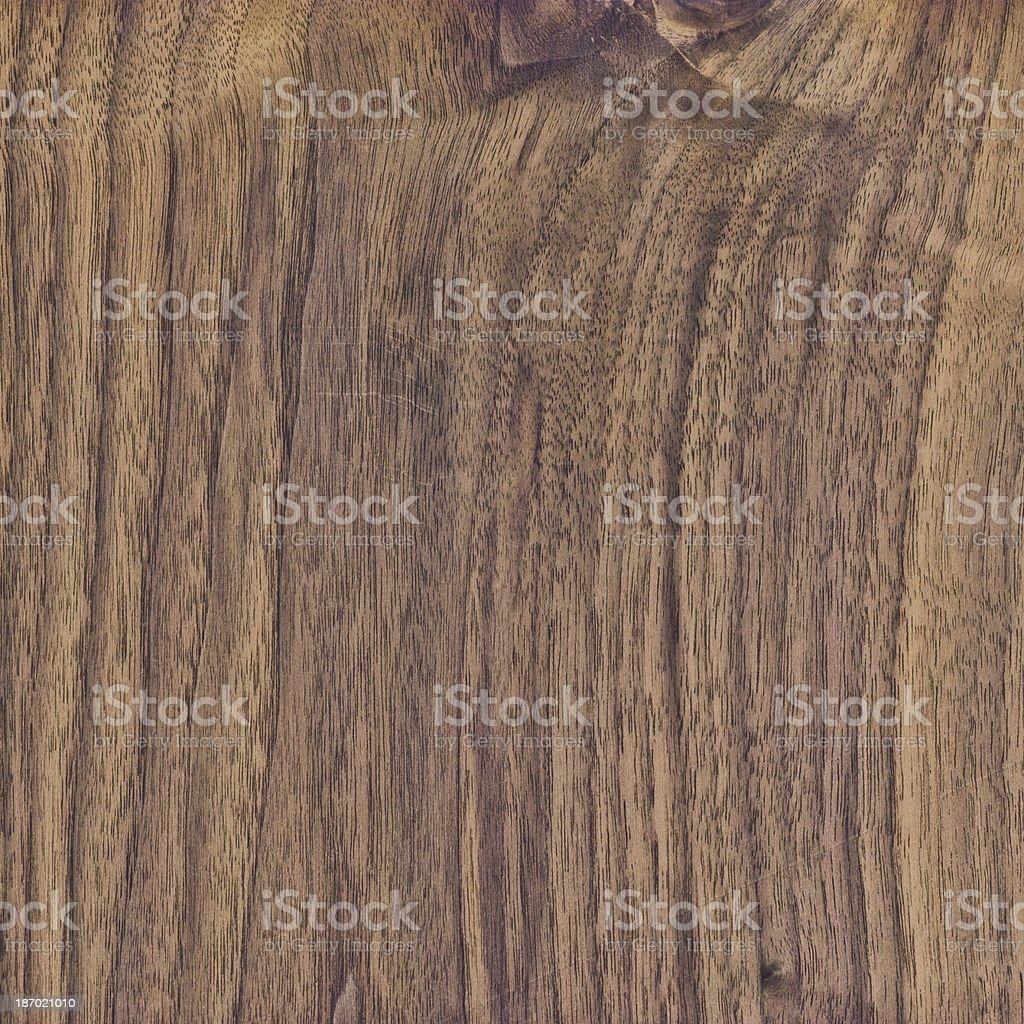 High Resolution Walnut Veneer Texture Sample stock photo