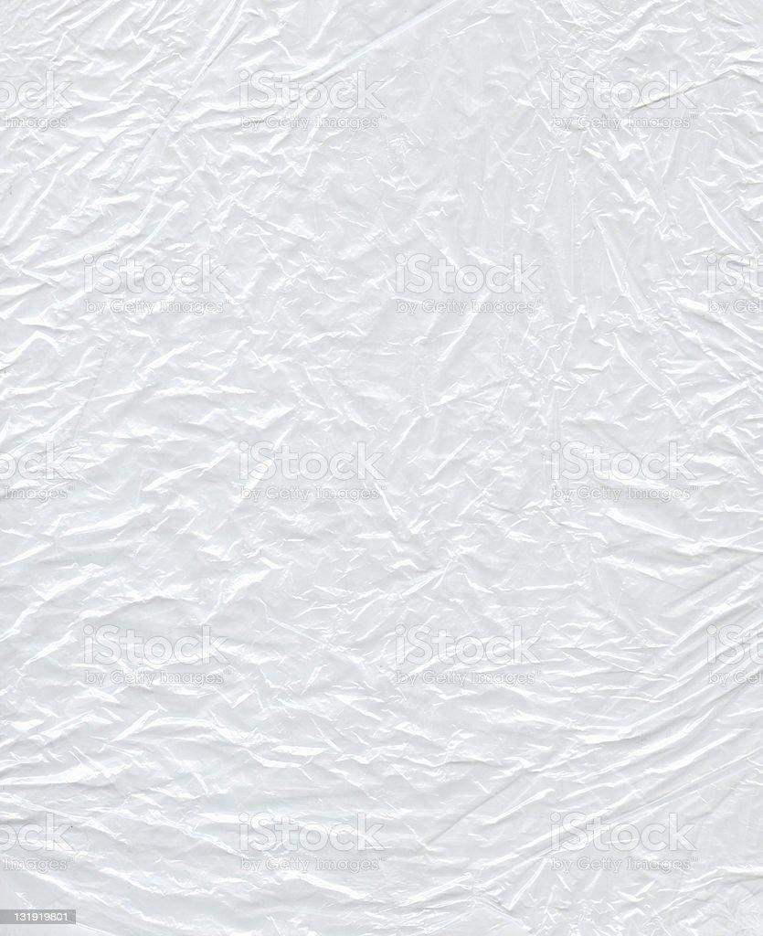 High resolution white foil texture XXL stock photo