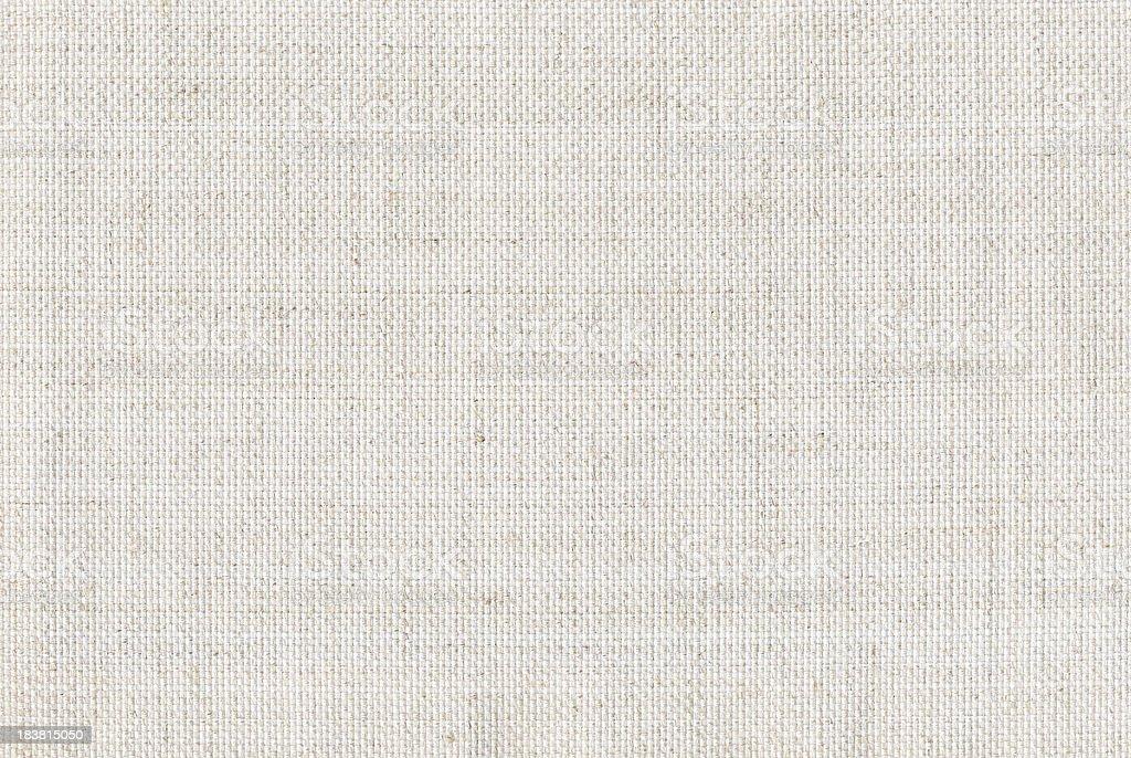 High Resolution White Textile royalty-free stock photo