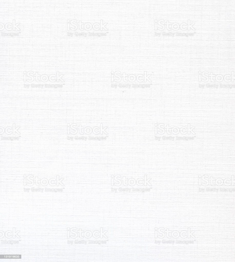 High resolution white watercolor paper texture XXL stock photo